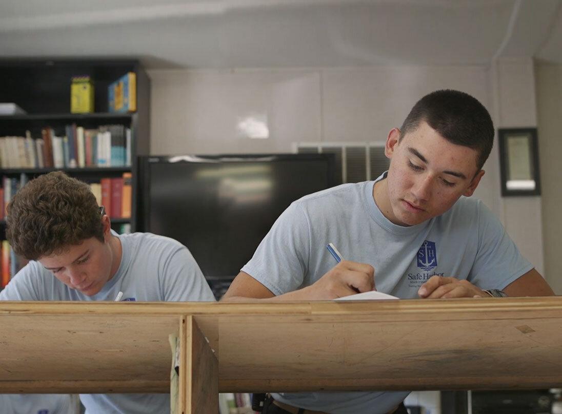 Boys Home Academics